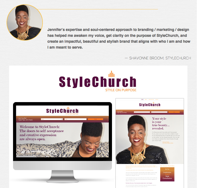StyleChurch Promo featured on You Look a Lot Like Me