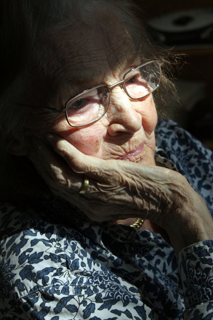 Signs of Elder Abuse via You Look a Lot Like Me
