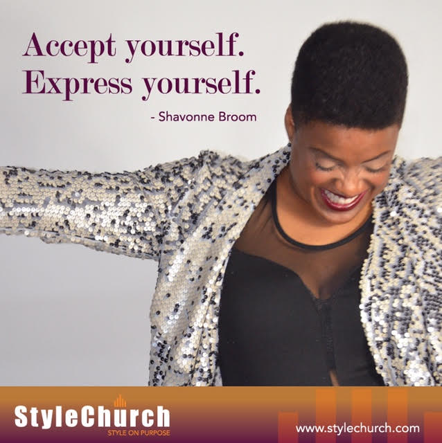 You Look a Lot Like Me Interview on Voice with Shavonne Broom of StyleChurch